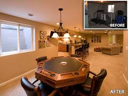 Designer Basements Cool Basement Finishing Callen Construction Muskego WI