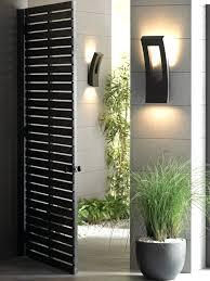 modern outdoor sensor wall lights. sconce: wonderful outdoor wall mounted lights modern lighting lamps and vase sensor i