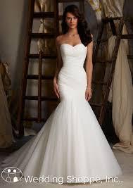 blu by mori lee bridal gown 5108