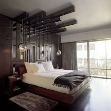 Mirror Ceiling Bedroom Contemporary Bed Designs With Storage Small Wooden Nightstand