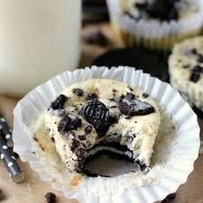 mini oreo cheesecake. Modren Oreo And Mini Oreo Cheesecake E