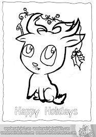 Small Picture Rudolph Color Page Gallery Of Coloring Page Your Postal Blog With