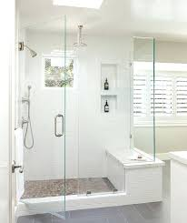 shower stall with bench best bathroom shower ideas images on building a shower stall seat bench shower stall transfer bench
