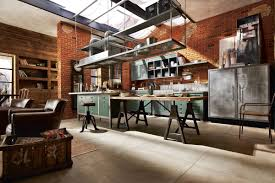 Industrial Design Kitchen Vintage And Industrial Style Kitchens 10 I N D U S T R I A L