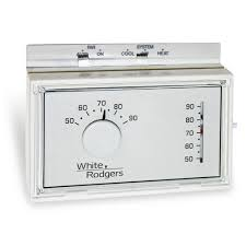 1f56n 444 white rodgers 1f56n 444 non programmable 1h 1c non programmable 1h 1c mechanical thermostat w 3 wire zone