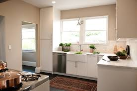 architecture white and beige kitchen with copper accents transitional within walls remodel 1 gs tile pears