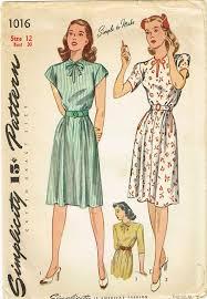Simplicity Patterns Vintage