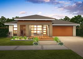 Small Picture The Milano Balinese Tropicana B facade by McDonald Jones Homes