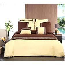 dark brown duvet cover queen brown duvet covers canada brown duvet covers single brown and yellow