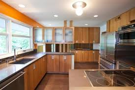 Exceptional Mid Century Modern Kitchen Design And Design Your Kitchen Layout  Accompanied By Amazing Views Of Your Home Kitchen And Stunning Decoration 34