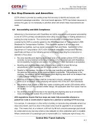 bus stop standards manual draft final sept