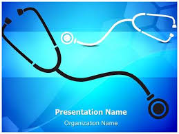 Medical Powerpoint Background Free Medical Stethoscope Background Medical Powerpoint