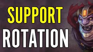 support guide rotation a must know technique dota 2 pro guide
