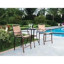 garden bistro set details about counter height 3 piece patio garden bistro set pool side furniture garden bistro set