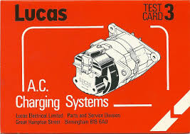 lucas test cards hemmings daily  at Why Did Lucas Put Smoke In Thier Wiring Harness