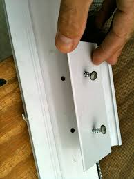 fix sliding screen door handle saudireiki