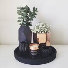 Small Picture Black vase copper green plant Buy the vase at Action and paint