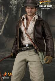 Hot Toys : Indiana Jones – Raiders of the Lost Ark - Indiana Jones 1/6th  scale Collectible Figure | Indiana jones, Hot toys, Indiana jones 1