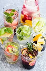 stay hydrated with these 8 infused water recipes inspired by the flavor these