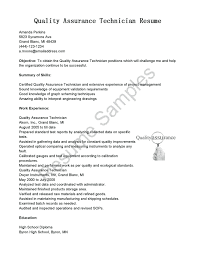 Sample Pharmaceutical Production Technician Resume Template Word