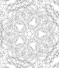 Mosaic Coloring Page Coloring Tile Mosaic Coloring Page Free