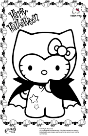 And printable hello kitty coloring pages present her in many lifetime scenes and interesting adventures followed by children all over the world. Part 9 Hello Kitty Coloring Hello Kitty Colouring Pages Hello Kitty Halloween
