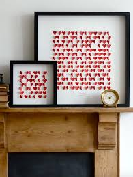 Framed Heart Collection