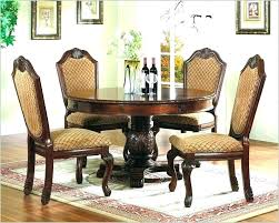 round dining room table sets for 4 full size of dining room table sets under and