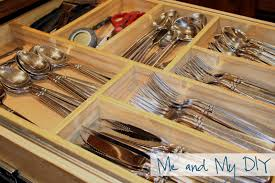 Diy Kitchen Drawer Dividers Make The Most Of Your Drawers