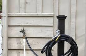 garden hose holders simple hose holder garden hose reel at home depot garden hose
