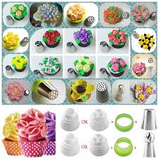 K S Artisan Russian Piping Tips Set Deluxe Cake Decorating