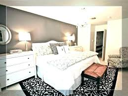 Black And White Master Bedroom Modern New Furniture Decor Ideas ...