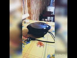 Печём вафли в <b>Вафельнице</b> для детских вафель КТ-<b>1619</b> ...