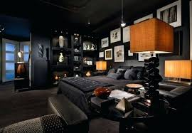 bedroom colors grey purple. Dark Bedroom Colors With Brown Furniture Purple Bed Covers Red Painted Wall Gray Grey