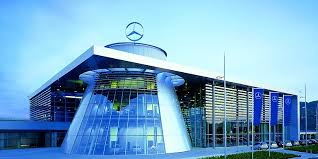 Talk to the european delivery travel agency to plan your trip to pick up the mercedes in stuttgart, germany. Mercedes Benz Headquarter Stuttgart Germany Mercedes Benz