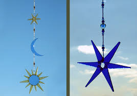star wishes handcrafted stained glass designs