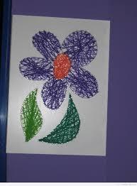 Diy String Art Flower String Art Diy Learn To Make Your Own String Art