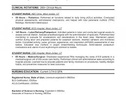 Medical Surgical Nursing Resume Sample Registered Nurse Resume Template Inspirational Nursing Sample 59