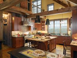 Rustic Farmhouse Kitchens Kitchen Color Ideas Farmhouse Style Living Furniture Rustic Room