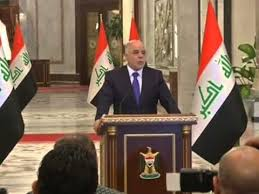Abadi begins his reign to stop the bombing and open the files of corruption Malikis government