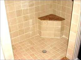 best tile for shower walls floor hexagon pebble free house decoration ceramic or porcelain non wall ideas niche shelf sh