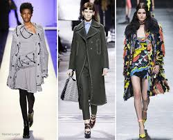 fall winter 2016 2017 fashion trends matching outerwear to clothing