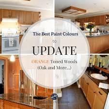 shades of wood furniture. The Best Paint Colours And Ideas To Update Orange Toned Oak, Wood, Cabinets, Shades Of Wood Furniture N