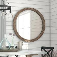 round wood mirror round wood wall mirror wood sunburst mirror target round wood mirror