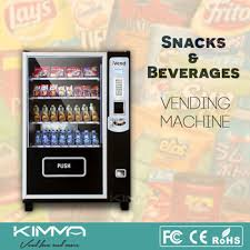 Vending Machine Ideas Gorgeous Automatic Mechanical Vending Machine For Snack And BeverageBest