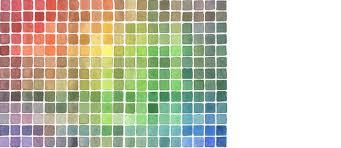 Watercolor Color Chart Watercolor Color Chart Coffee Mug