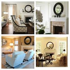 clever cottage style mantel