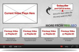 youtube video image size create a custom end card for youtube tutorial template