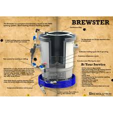 Small Picture Brewolution The Brewster All In One All Grain Micro Brewery