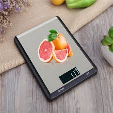 Household Kitchen scale <b>10kg 1g</b> Food Diet Postal Scales balance ...